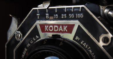 Kodak выходит на ICO и запускает KODAKOne KODAKCoin