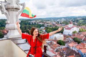 Блокчейн-центр в Вильнюсе