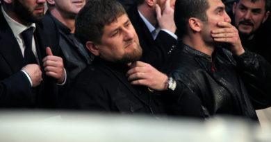 Кадыров криптовалюта