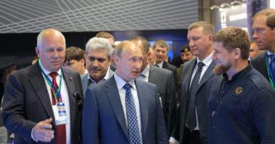 Кадыров внедряет блокчейн