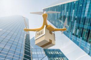 Доставка дронами