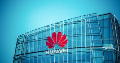 Huawei блокчейн