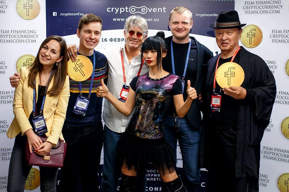 Криптовечеринки от CryptoEvent