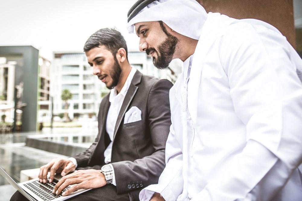 Внедрение блокчейна в Дубай