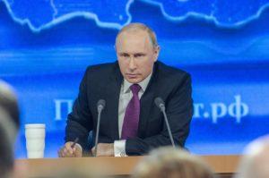 Путин о блокчейне